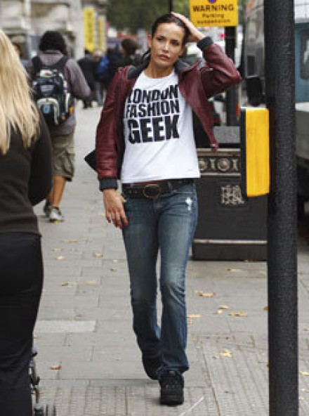SUPERMODEL Sophie Anderton went on a desperate  3cafc5f2c4edb