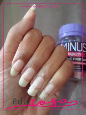 desafio luminus hair unhas