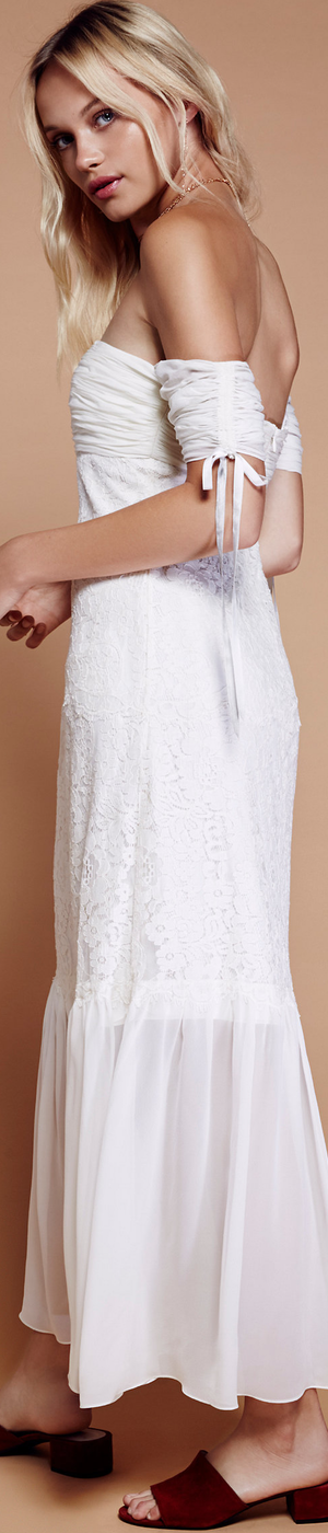 Free People Arlene Maxi Dress