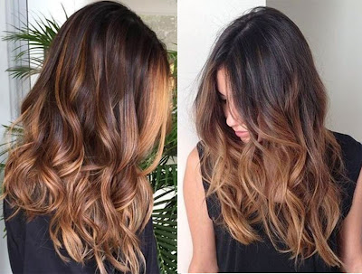 Hair Color Tiger Eye - Hair Color Trend 2017 for Tan Skin