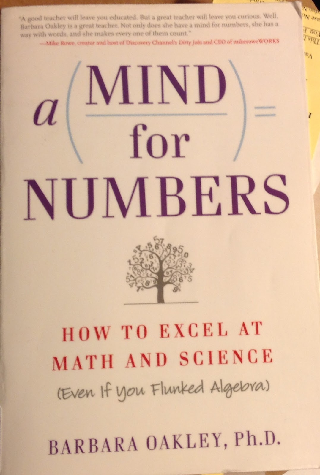 a mind for numbers how to excel at math and science even if you flunked algebra english edition jovuqdh