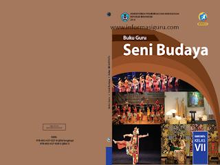 BUKU GURU DAN BUKU SISWA K13 KELAS VII (7) EDISI REVISI TAHUN 2016 Seni Budaya