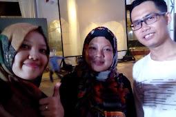 Semangat Ani Berta (ISB) Mengajak Blogger Pemula Menjadi Blogpreneur