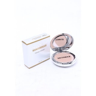 Bedak Ultima II Wonderwear Pressed Powder