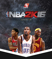 Cover Art Of NBA 2K16