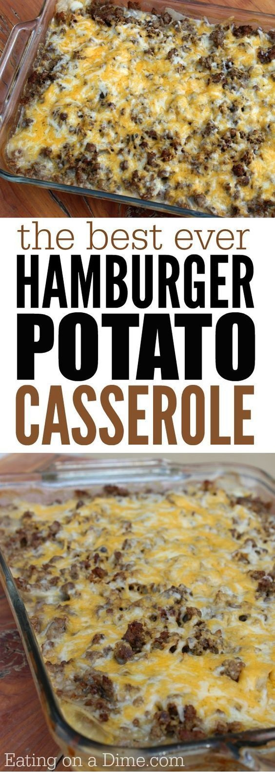 How to make Hamburger Casserole