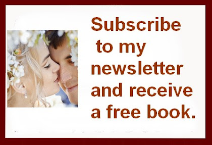 SUBSCRIBE TO MY NEWSLETTER!