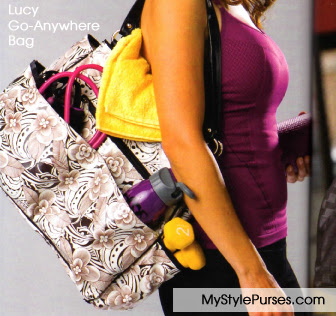 "Lucy ""Go-Anywhere"" Shell for Prima Bags"