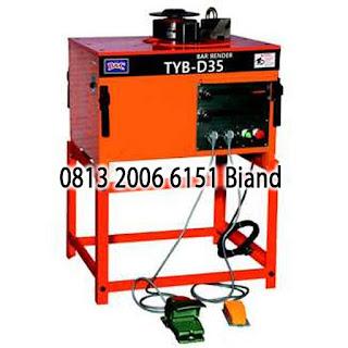 jual bar Bender B & C Korea BNC TYB D26 TYB D35 TYB HD 42A