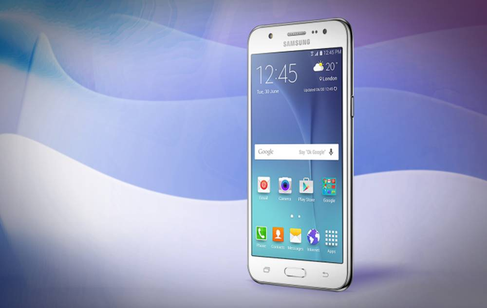Samsung Update for the Galaxy J5 2016 SM-J510FN