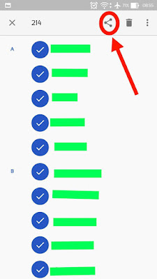 Cara Backup Dan Restore Kontak Telepon 100% Berhasil
