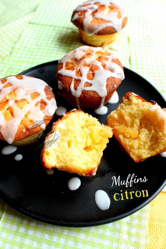 muffins citron