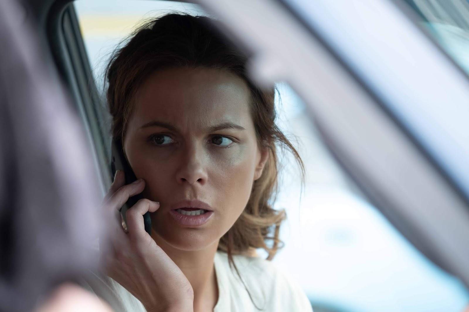 Kate Beckinsale 'The Widow' TV show, UK - 2019