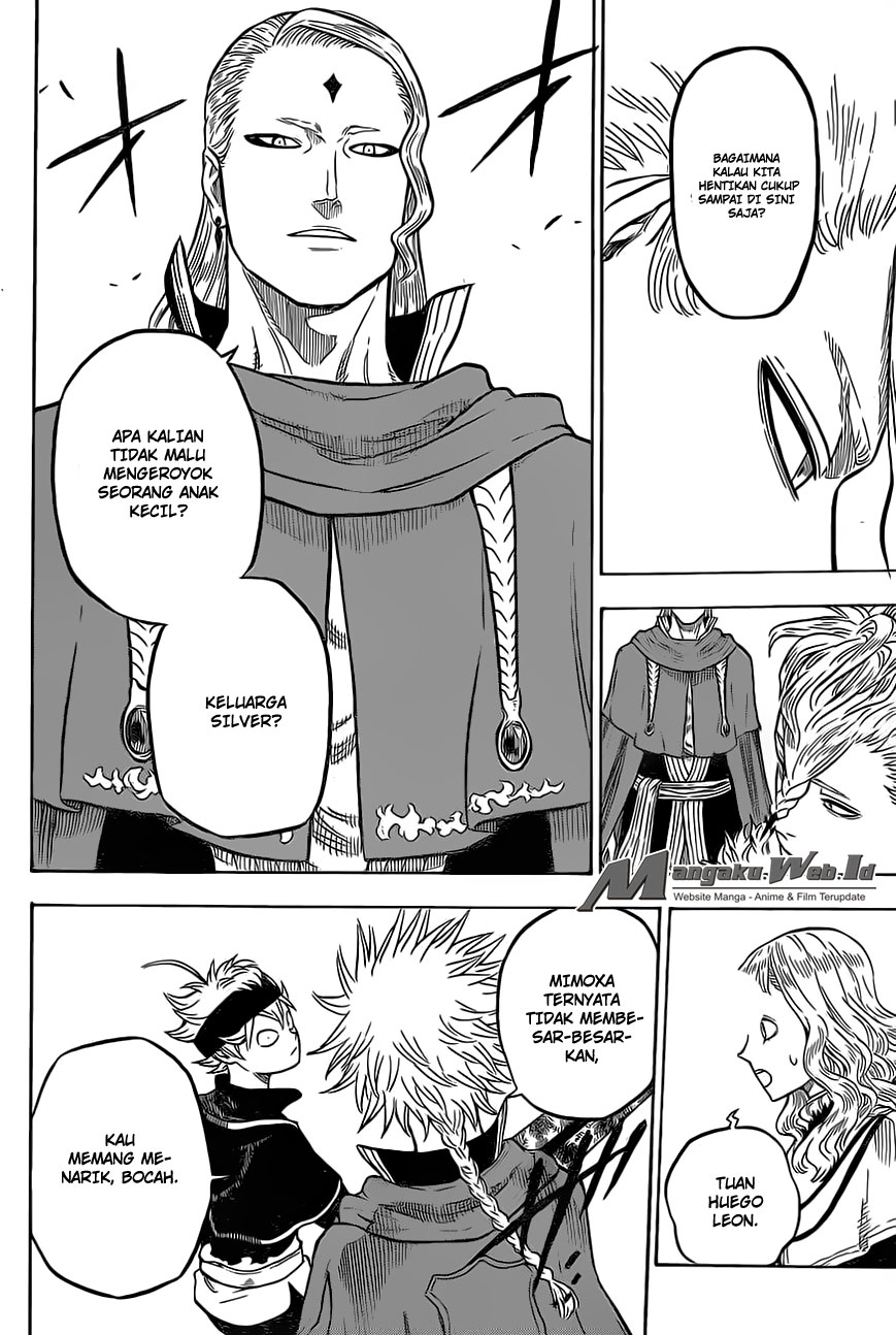 manga Black Clover Chapter 24 Bahasa Indonesia