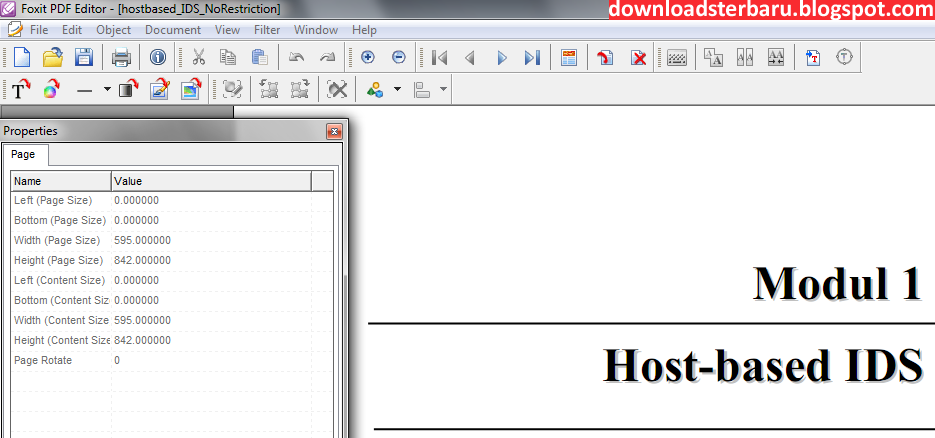 Foxit PDF Editor Free Download