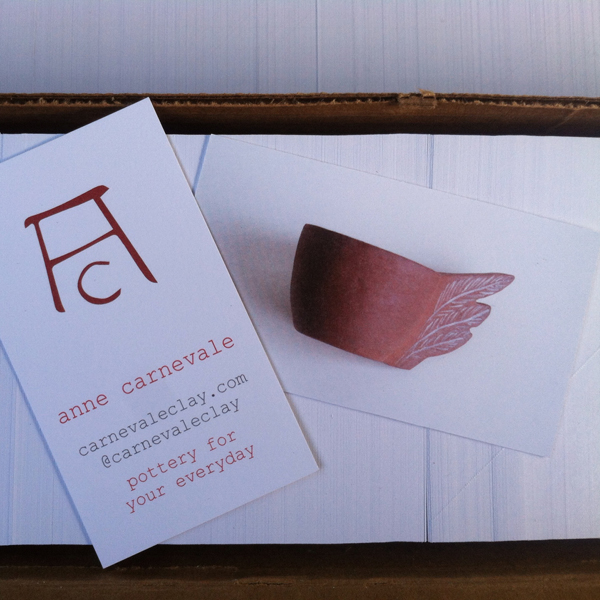 GotPrint business cards for artists