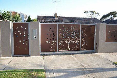 Spectacular Modern Gate Ideas Decor Units