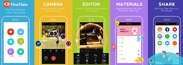 Aplikasi Untuk Mengedit Video Android Terbaik Saat Ini