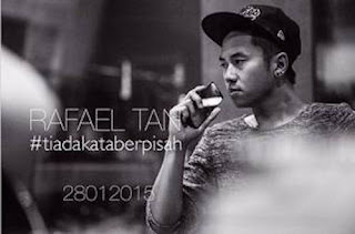 Rafael Tan – Tiada Kata Berpisah