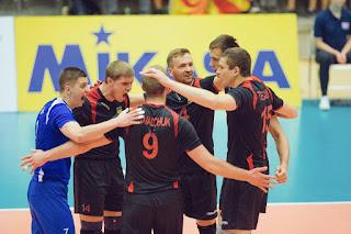 VOLEIBOL - La Liga Europea 2017 es el primer título para la selección masculina de Ucrania