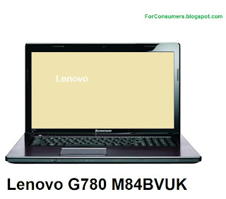 Lenovo G780 M84BVUK