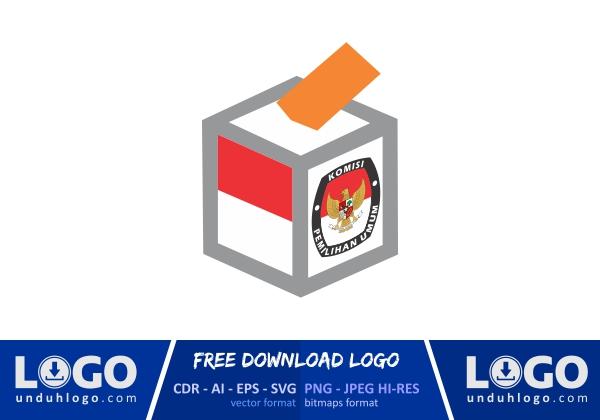 logo kotak suara pemilu 2019 KPU