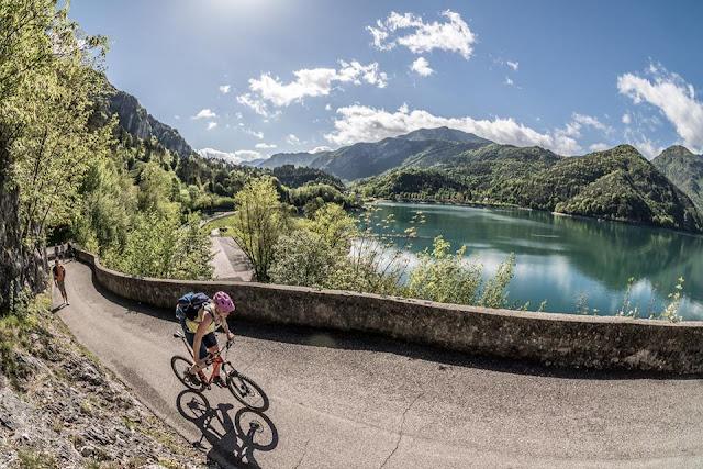 cima d'oro auffahrt mountainbike bike mtb, petra zeller, mountainbike fahren in der schwangerschaft