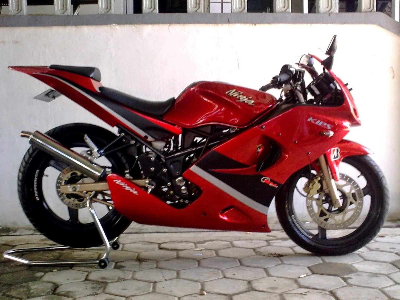 Download Gambar Motor Ninja Terbaru Galeriotto