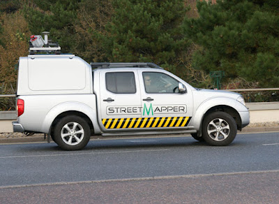 Laser-Mapping-System