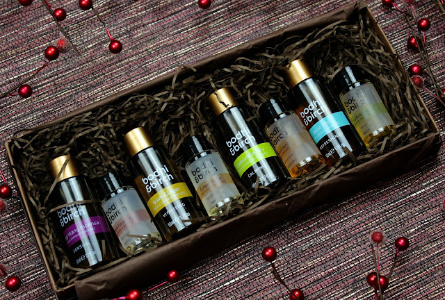 A reivew of Bodhi & Birch Aromatique Bath & Body Collection