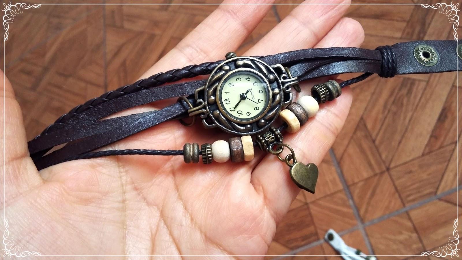 Como ven esto de comprar relojes en páginas chinas es como una ruleta. A  veces te salen bien y a veces te llevas una gran decepción. 3691fb0c1fcf