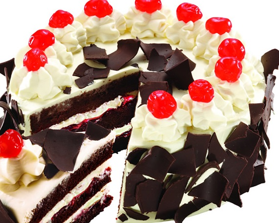 Black Forest Cake Ultah