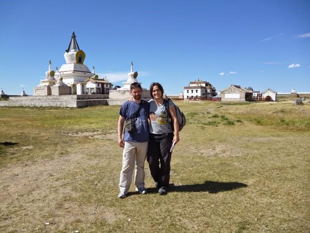 Templo de Erdene Zuu