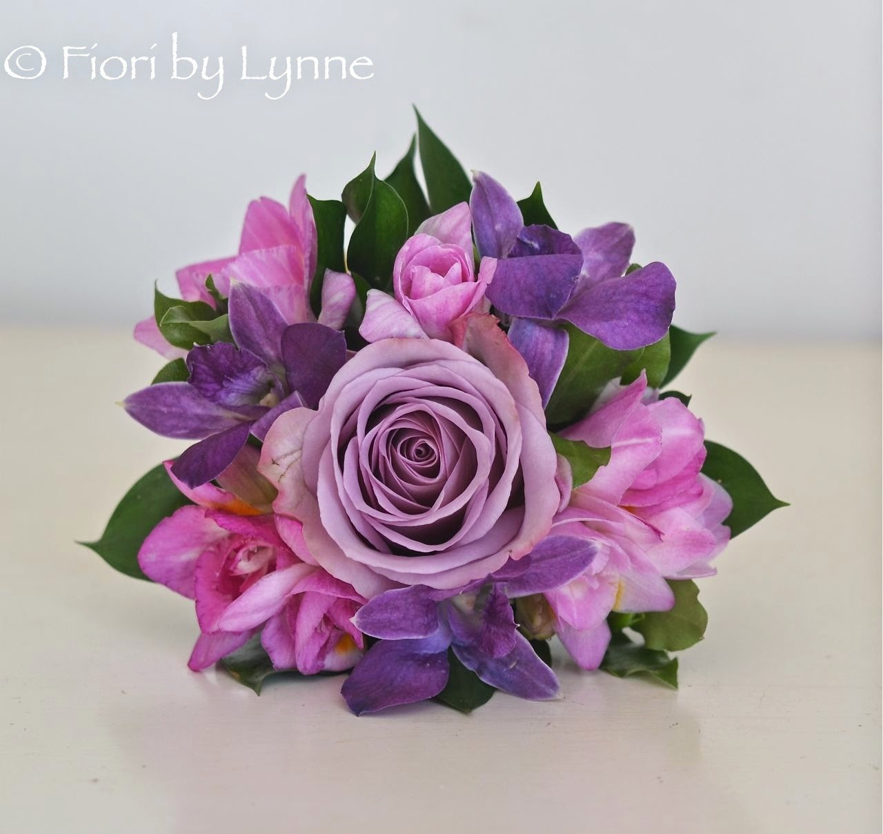 Purple And Pink Wedding Flowers: Wedding Flowers Blog: Katherine's Wedding Flowers, Marwell