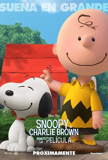 Snoopy & Charlie Brown: Peanuts La Película (2015) Bluray 1080p 3D SBS Latino-Ingles
