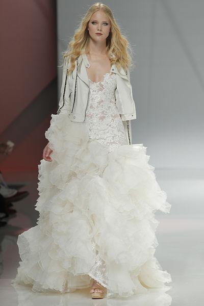 Vestido de novia de Jordi Dalmau 2017