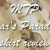 Magic Tea Party Bears Paradise skirt review