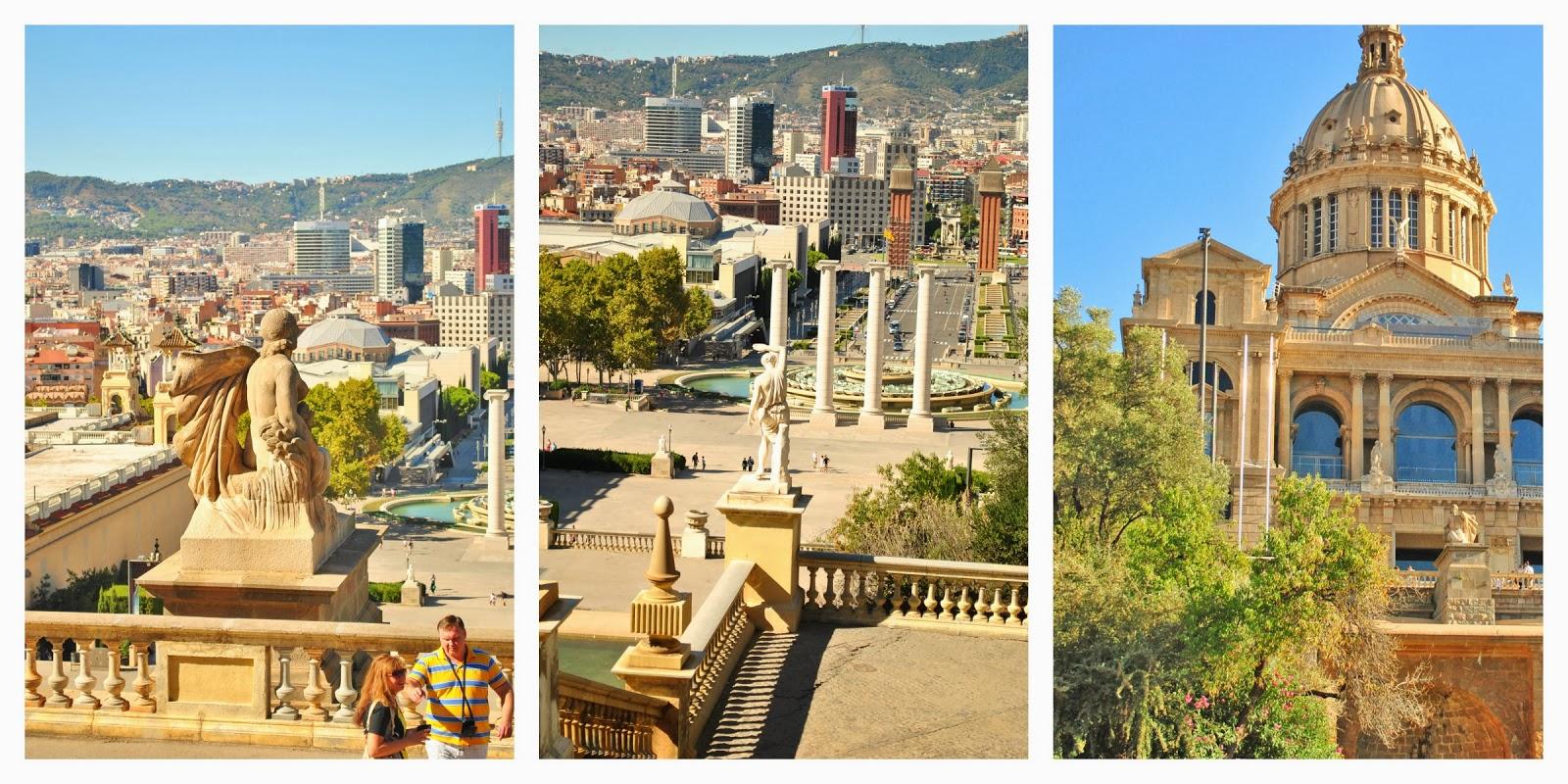 Planowanie wycieczki do Barcelony