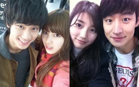 Kpop Español Con Quién Luce Mejor Suzy De Miss A Con Kim Soo Hyun O Lee Je Hoon