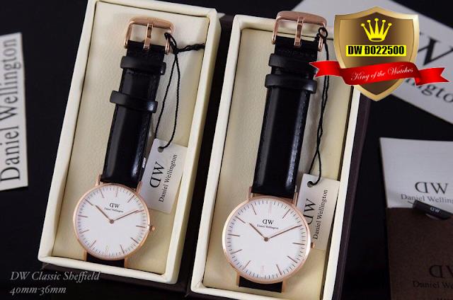 Đồng hồ đôi DW Đ022500
