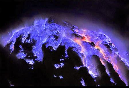 Vulcão Kawah Ijen