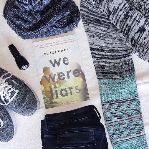 Underappreciated reads are sometimes the best reads!  #wewereliars #elockhart #book #arc #booklover ...
