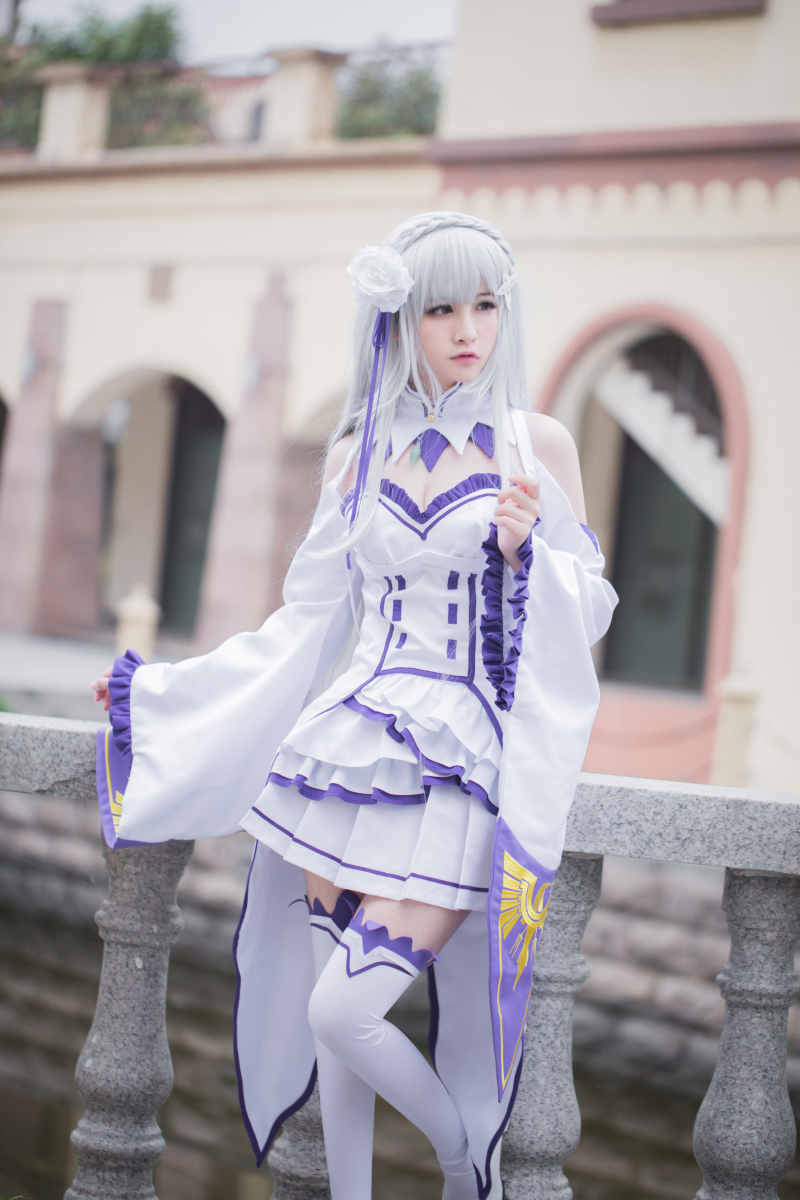 Trustedeal.com - My Cosplay Shop: Thoese Beautiful Re Zero ...