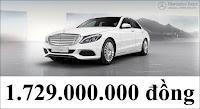 Giá xe Mercedes C250 Exclusive