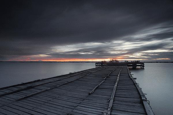 Waktu yang tepat untuk foto long exposure komposisi foto mrfdn foto photography siksa kamera slow speed