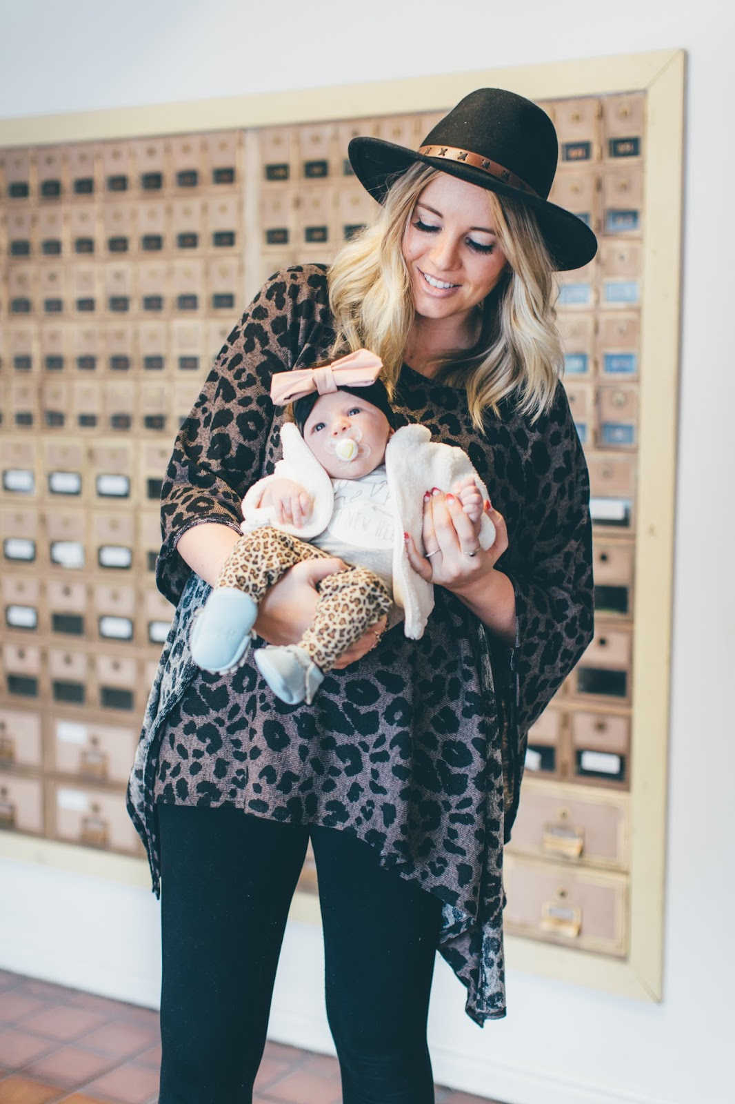 Mommy & Me Style, Utah Fashion Blogger, Leopard