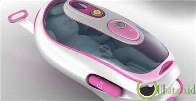 Motorised Suitcase Concept