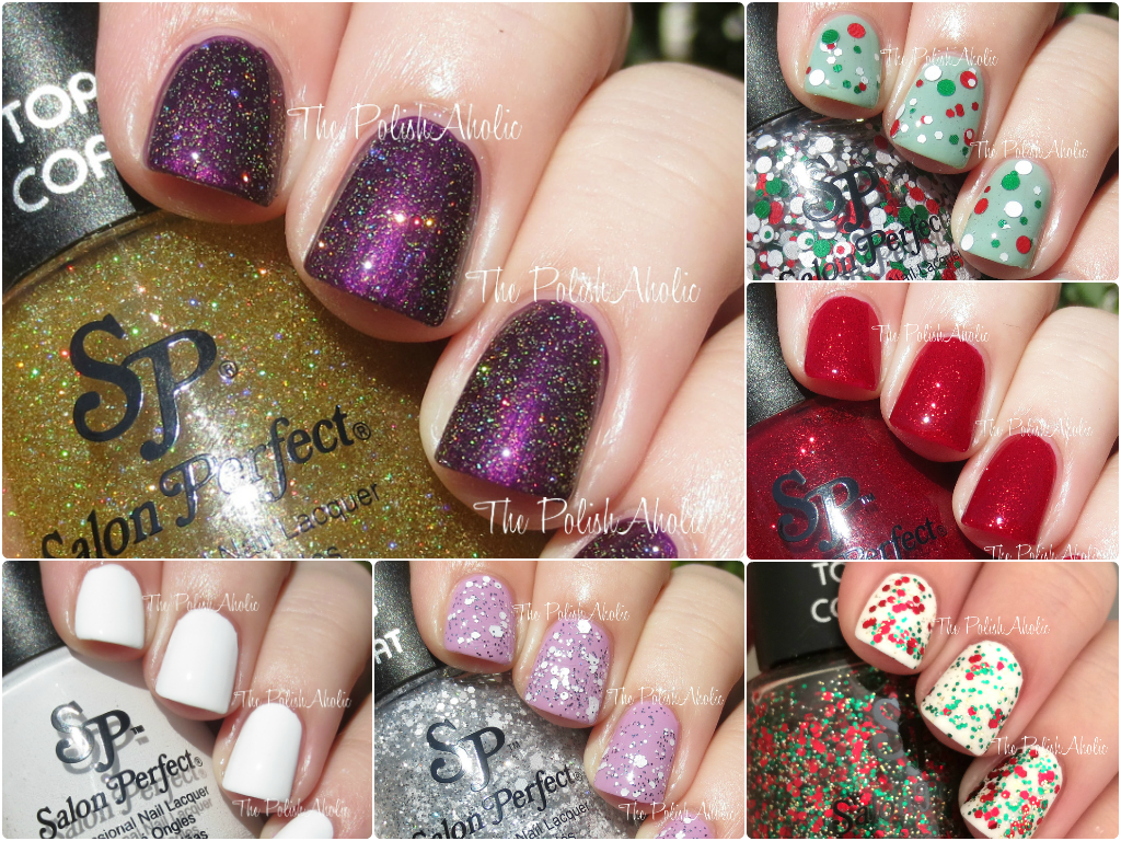 The PolishAholic: Salon Perfect Nail It! Exclusive Collection ...