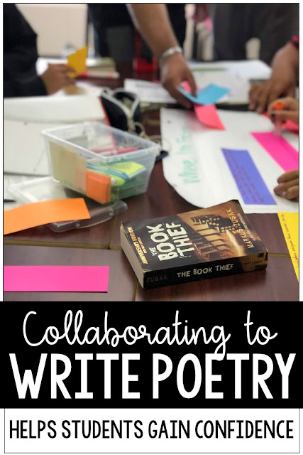 "collaborative poetry with ""Where I'm From"" Poems"