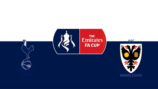 Tottenham vs AFC Wimbledon Full Match & Highlights 06 January 2018